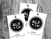 Alf & Co Branding