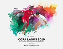 COPA LAGOS / Website/ Nigeria