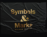 Symbols & Marks //Golden Version