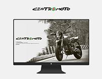 UX/UI Motorcycle Website | Centro Moto Trieste