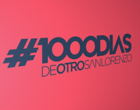 Club San Lorenzo de Almagro - #1000DíasDeOtroSanLorenzo