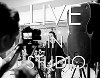 """LIVE IN STUDIO - The Lounge Act - """"Golden"""""""