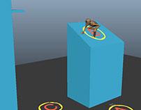 Animation mechanic test