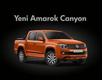VW_Yeni Amarok Canyon TVC