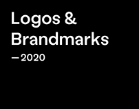 Logos & Brandmarks 2020 Vol.01
