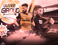 Walpaper For Olivier Giroud