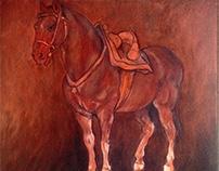 Rubens Horse
