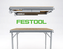 Festool Workbench Competition