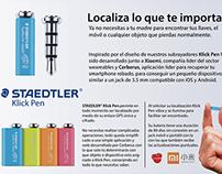 STAEDTLETER Klick Pen