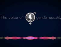 THE VOICE OF GENDER EQUALITY