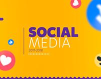 Social media - Pack 1