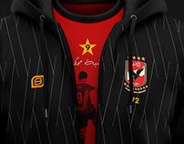 AHLY SC black jacket