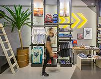 AERIUM Skate Shop by Hipérbato Arquitetura