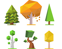 Low Poly Collection #1