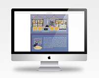 BlackBird Bakery Website