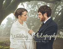 100 Wedding Photography Presets Vo.1