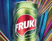 Fruki Guaraná - Verão 2016