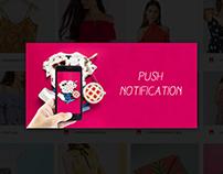 Push Notification Graphics