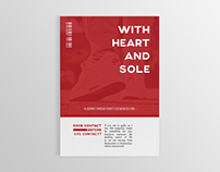 With Heart and Sole - Mini Magazine