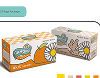 Logo and packaging [CamoMe]