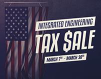 IE tax sale ads