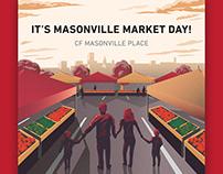 Market Day Illustrations