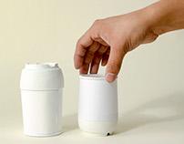 Modular Bamboo Cup