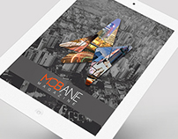 Mobane Magazine for Tablet