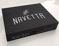 Fratello Navetta Package Design for Fratello Cigars