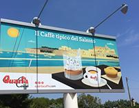 Caffé Quarta - campagna di comunicazione estate 2016