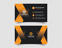 Elegant Business Card (Freebies)
