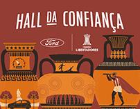 Ford na Libertadores - Hall da Confiança