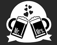Juliana e Kristhiano - Convite chá bar
