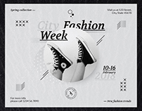 Fashion Week   Modern and Creative Templates Suite
