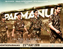 PARMANU (The Story Of Pokhran) Film