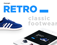 Retro Shoes