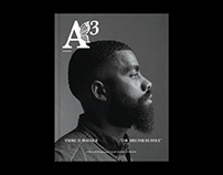 A3 Magazine | ISSUE 001