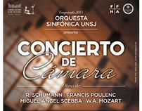 Orquesta Sinfónica UNSJ - Temporada 2015