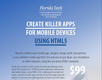 Branding Style for Florida Tech's Online Programs