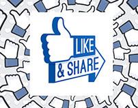 Digital / Social Media / Interfaces Web