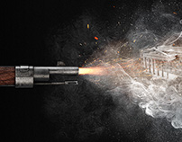 TG4 - Gun Smoke