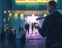 Neon Noir - Game Cover