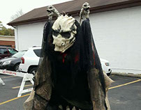 Creation Creature Walker Costume