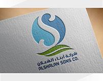 Alshalan Sons Co Logo #1