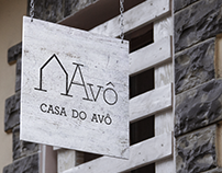 LOGO - CASA DO AVÔ