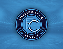 Branding Finesse City Football Club