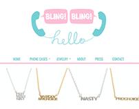 BLING BLING HELLO / LOGO