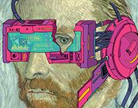 Art + Sci-fi