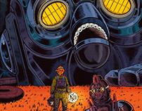 Neon Saga: Death of the Titan 霓虹薩迦:泰坦之死