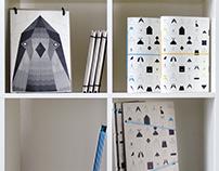 Papíři Paper Company Visual Identity